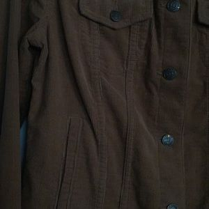 Old Navy Jackets & Coats - Old Navy brown corduroy jacket